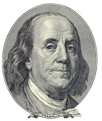 ben franklin death and taxes quote
